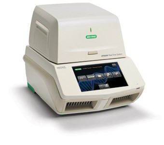 Image of Bio-Rad's CFX96 Touch Deep Well real-time qPCR system