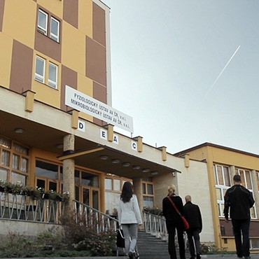 Academy of Sciences of the Czech Republic where Dr. Petr Novak works