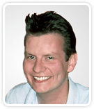 Dr.Daniel Mitchell, HIV researcher