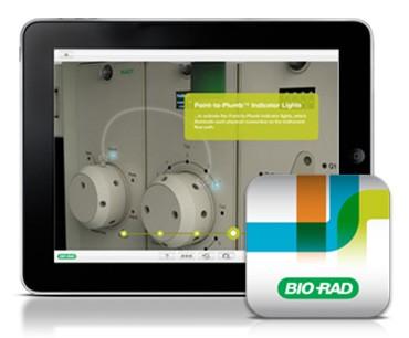 NGC iPad app