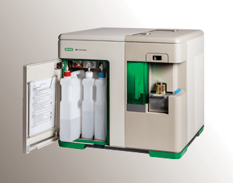 S3 cell sorter with its simplified set up