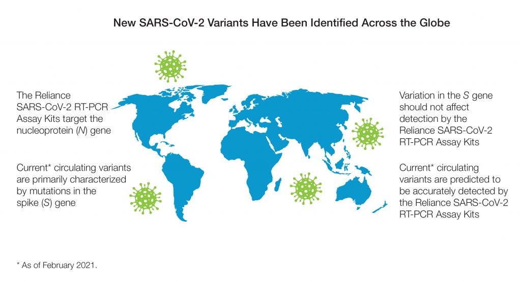 New SARS-CoV-2 Variants Have Been Identified Across the Globe - COVID-19