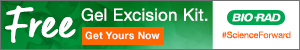 Request a free Gel Excision Kit